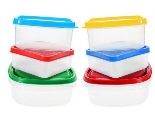 قیمت ظروف پلاستیکی آشپزخانه