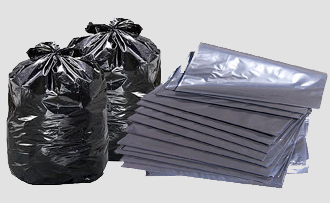 فروش عمده پلاستیک زباله