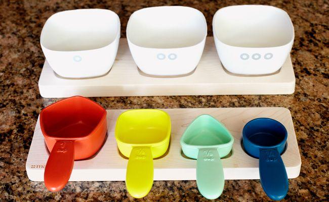 ظروف پلاستیکی آشپزخانه سه تکه