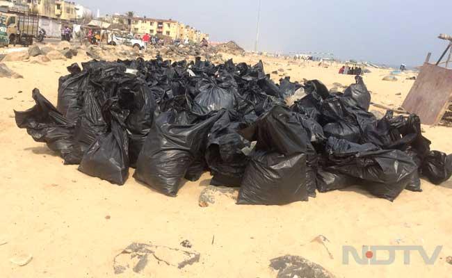 پخش پلاستیک زباله