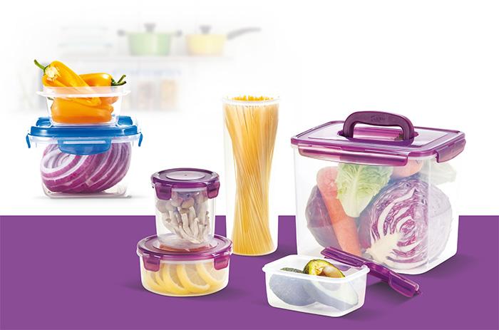 تولیدی ظروف پلاستیکی آشپزخانه